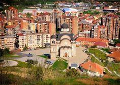 St. Dimitrije, Kosovska Mitrovica