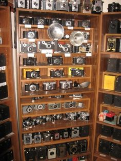 Mystery Vintage Camera Ranging From 1930's to by CameraCottage