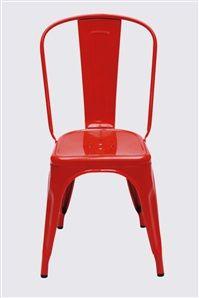 Tolix Stol A. Det är industrimannen Xavier Pauchard som står bakom A stolen, mer känd som Tolix. Stolen som började tillverkas 1934 kallas Tolix efter den ursprungliga tillverkarens företagsnamn.