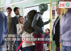 RATP : nouvelle campagne de communication contre les incivilités