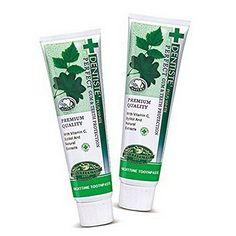 2x160 G. Dentiste Plus White Vitamin C & Xyitol Gum Toothpaste Made in Thailand #Dentiste
