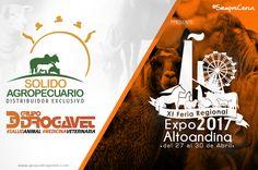 Sólido Agropecuario distribuidor exclusivo de Grupo Drogavet participará en la Xl Feria Regional Expo 2017 – Altoandina – Yauli