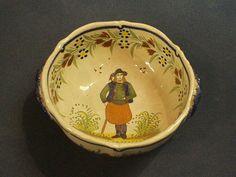 Quimper France Pottery