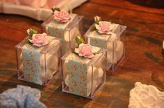Shabby Chic Garden Birthday Party Ideas | Photo 10 of 16
