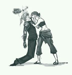 Ed and Winry by Viria