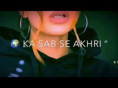 Umeedein Phir Se Jagao Na - Heart Touching - New Lyrics Status Video - YouTube