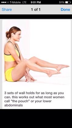 This Is The Best Workout For Your Lower Abdominal!! Get Great Abs!