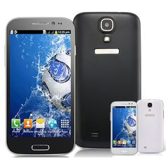 """New arrival Mini S4 (B9500) 4.5"""" Android 4.2 Single-Core SC6820 1.0GHz Smartphone with Bluetooth, Wi-Fi & Dual Camera, TFT Touch 854x480 (256MB RAM + 256MB ROM)--Only cost $61.39 with free shipping - Online Shop! : Online Shop!"""