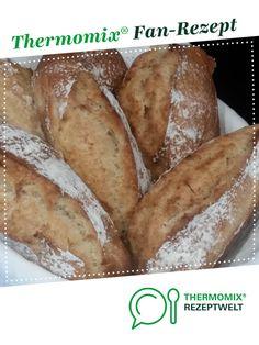 Dinkelspitzen von Tante Tessa. Ein Thermomix ® Rezept aus der Kategorie Brot & Brötchen auf www.rezeptwelt.de, der Thermomix ® Community.