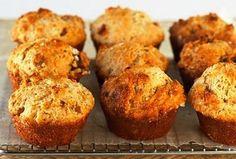 Sugar Free Date Muffins