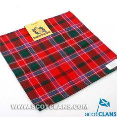 Dalziel Tartan Handkerchief