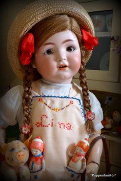 Puppenkontor: Franz Schmidt #1295, 60cm