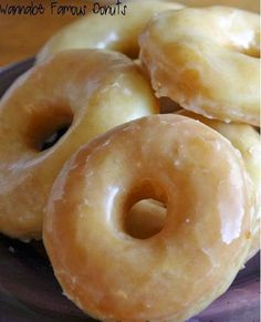 Cuisson Accro: Wannabe Famous Donuts