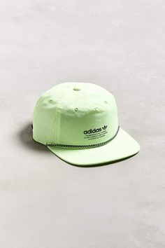 new arrival 30274 4b226 adidas Originals Relaxed Decon Rope Strapback Hat. Strapback HatsAdidas  OriginalsBaseball ...