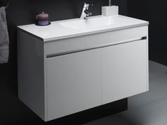 Bathroom Sinks Reece omvivo's urban 1200 vanity in white gloss. exclusively from reece