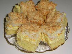 Biszkopt z ananasem - Przepis na Biszkopt z ananasem - Mojegotowanie.pl Pie, Cheese, Food, Pineapple, Torte, Cake, Fruit Cakes, Essen, Pies