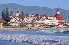 The Stunning Spas of San Diego: Hotel Del Coronado, A San Diego Spa