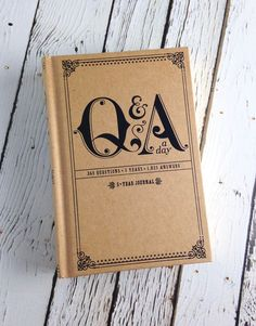 Q&A a day: 365 questions, 5 years, 1,825 answers