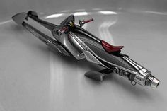 The iconic Speeder in Star Wars gets a makeover for the modern world.