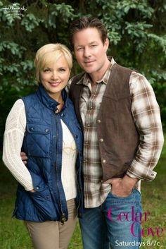 Grace and Cliff #CedarCoveTV