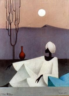 الفنان المصري..حسين بيكار 1913-2002.....................4