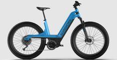 Sondors Fat-Tire Mid Drives | ELECTRICBIKE.COM Velo Design, Custom Forge, Aluminum Rims, Big Battery, Bicycle, Fat, Electric, Bike, Bicycle Kick