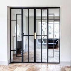 52 Creative Models Of Main Doors Ideas For Minimalist Home Partition Design, Main Door, Suites, Internal Doors, Minimalist Home, Door Design, Innovation Design, Windows And Doors, French Doors