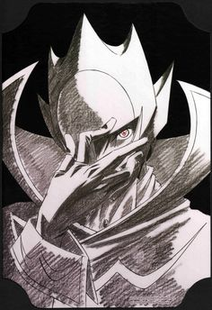 Anime/manga: Code Geass Character: Lelouch