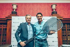 Tennis superstar Rafael Nadal joins Cosentino in London | Stone Specialist
