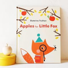 Apples For Little Fox Unique Kids Toys, Mystery Genre, Map Projects, Traditional Toys, Little Fox, Penguin Random House, Stories For Kids, Beautiful Children, Book Activities