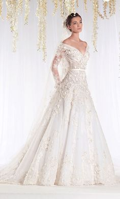 Ziad Nakad Bridal collection *sigh*