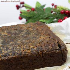 Świąteczny fit makowiec bez ciasta i grama mąki. Mój ulubiony! Bezglutenowy! | Qchenne Inspiracje Meatloaf, Sugar Free, Banana Bread, Recipies, Gluten Free, Sweets, Cooking, Healthy, Breakfast