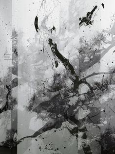 calligraphy by Gen Miyamura