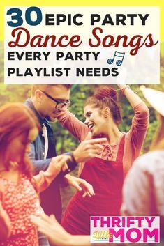 THE Epic Party Dance Playlist