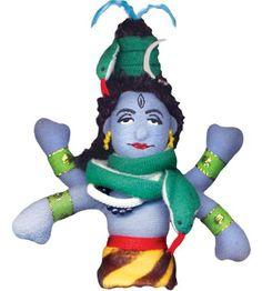 Shiva Finger Puppet