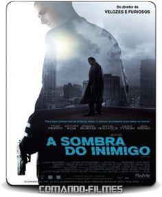A Sombra do Inimigo (2012) Bluray 1080p Dublado – Torrent Download