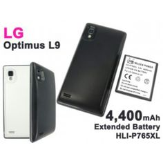 Extended Battery L9