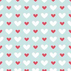 Papel de parede coração Decor 30 | Crie Decore | Elo7
