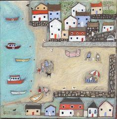 UK ~ Louise Rawlings Art