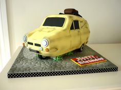 Only Fools & Horses Van cake Steven Knight, Only Fools And Horses, Boys Vans, Horse Cake, Themed Cakes, Cake Designs, The Fool, Cake Decorating, Baking Ideas