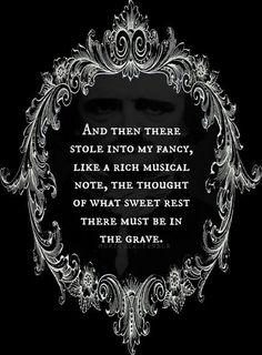 Happy birthday to the master Edgar Allan Poe 19/01/1809 on We Heart It