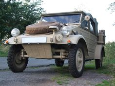 This Photo was uploaded by Volkswagen 181, Vw Bus, Buggy, Square Photos, Camping Gifts, War Machine, Military Vehicles, Safari, Classic Cars