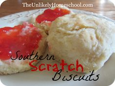 Southern Scratch Biscuits