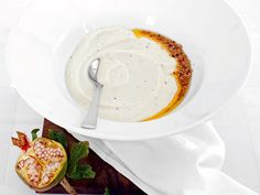Parsnip soup, Soups and Green soup on Pinterest