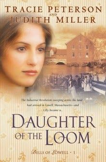 Daughter of the Loom by Tracie Peterson, Judith Miller http://www.faithfulreads.com/2015/04/fridays-christian-kindle-books-early.html