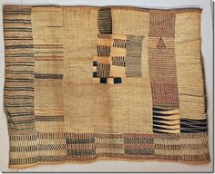 West African Robes in the British Museum collection,Sierra Leone, Mende or Sherbro people