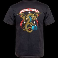 Powell Peralta Galactic Dragon T-shirt