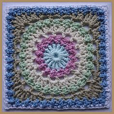 Crochet~ Circle Of Friends- Free Pattern