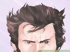 Image titled Look Like Wolverine from the X Men Step 4