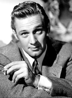 William Holden...   Better looking than most of his leading ladies ( except for Audrey Hepburn)